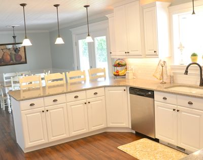 kitchens with wood cabinets how to diy a wood plank ceiling plank ceiling cabinets 6657