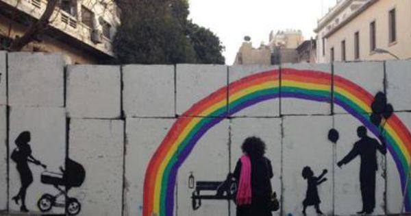 Cairo S Street Artists Turn Concrete Walls Into Works Of Art Street Artists Artist Art