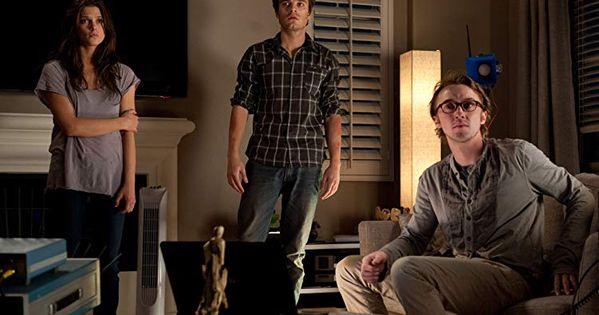 Tom Felton Sebastian Stan And Ashley Greene In The Apparition 2012 Tom Felton Fotos De Harry Potter Daniel Radcliffe