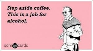funny coffee quotes, funny alcohol quotes | Coffee quotes funny ... #spikedCoffeeQuotes