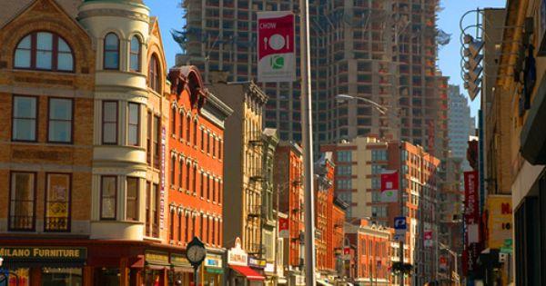 Downtown Jersey City Jersey City Historic Buildings City