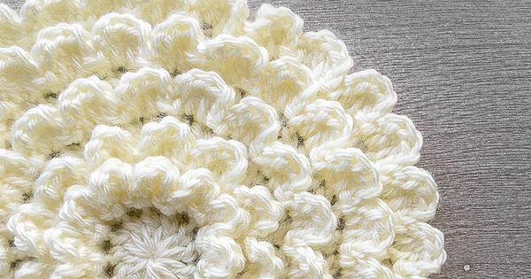 The NeverEnding Zinnia Crochet Pattern Free Flower ...