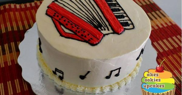 Accordion Cake My Cakes Amp Cookies Pinterest Cake