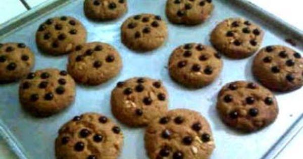 Resep Kue Coco Chip Cookies Renyah Resep Kue Makanan Kue