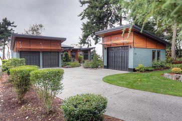 Woodlawn Studio Garage Design Detached Garage Designs Modern Garage
