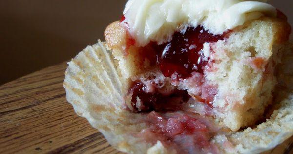 A Southern Grace: she's my cherry pie cherry pie cupcakes
