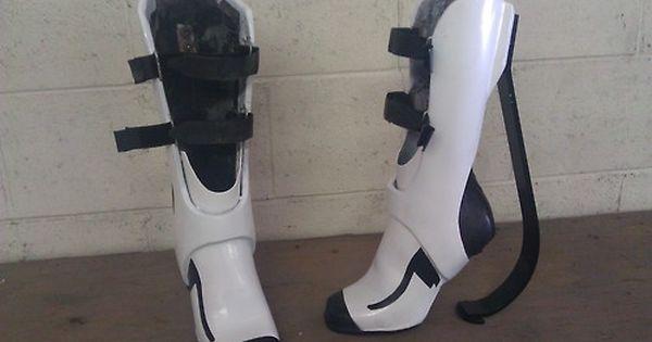 Portal boots!