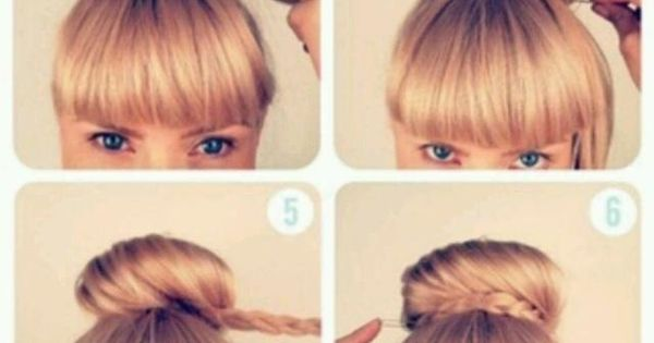 Step Bun Style Beauty Styles