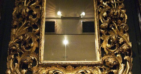 V: Baroque mirror contemporaryFurniture uniquefurniture luxuryfurniture designerfurniture