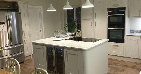 Finished At Last Somerton Sage Kitchen By Magnet Best