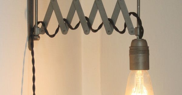 Lampe accord on industrielle applique murale design - Appliques murales style industriel ...