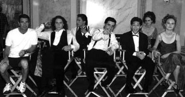 Director Gil Junger Heath Ledger Andrew Keegan David Krumholtz