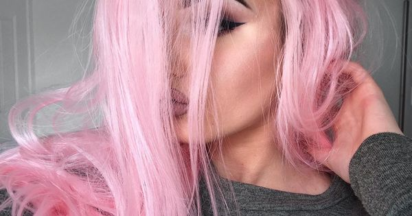 pin by nithin on hair pinterest gef rbte haare rosa haarfarbe und himmel. Black Bedroom Furniture Sets. Home Design Ideas
