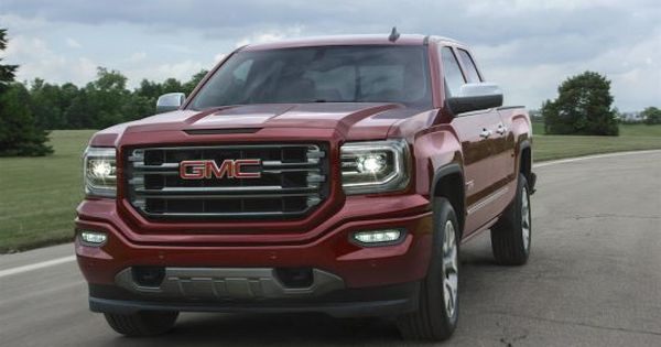 2017 Gmc Sierra 1500 Eassist Hybrid Is There Future In Hybrid
