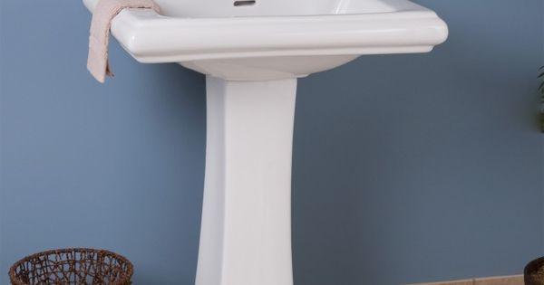 ... Gloss Resin Vessel Sink Pedestal Sink, Pedestal and Royals