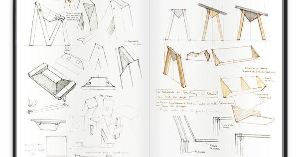 table num rique mm par alix videlier croquis numeriques et design. Black Bedroom Furniture Sets. Home Design Ideas