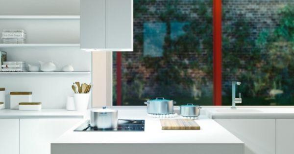 Küche  gradlinig, wie in den 60er\/70er von snaidero design - kompakte kuche snaidero board