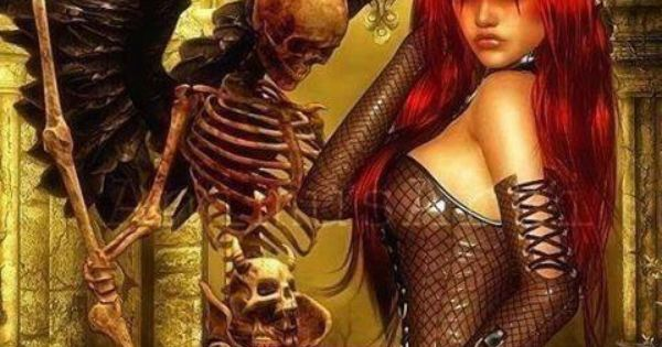 Gothic art interesting art pinterest gothic art - Ernesto mera ...