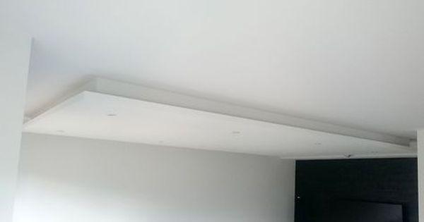 Abgehangte Decke Mit Indirekter Beleuchtung Lichtvouten
