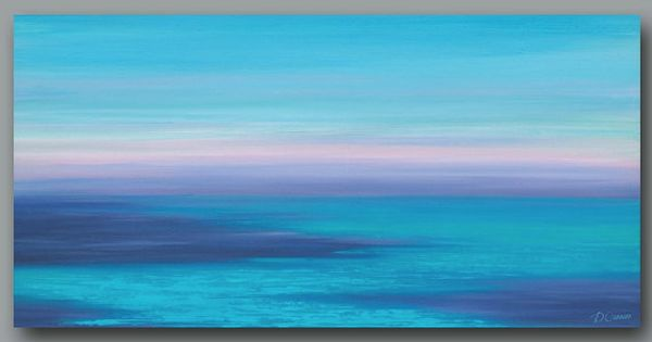 Beach Decor Sunset Art Print Coastal Wall Art Ocean
