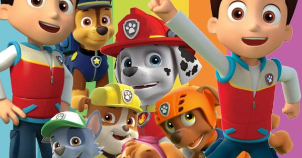 Instant Download Paw Patrol Collection Digital Clip