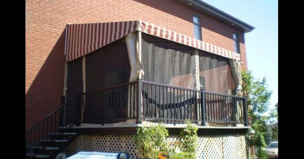 awnings for decks   Fixed Awnings for Decks   Awnings ...
