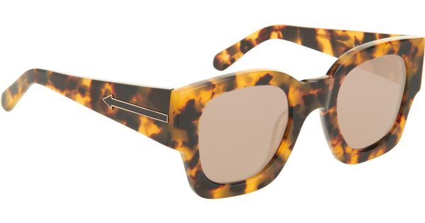 Karen Walker, Number Two shades