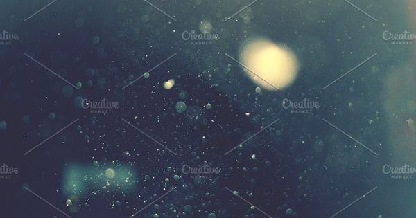 Dust Bokeh – High resolution photograph suitable for print or web use