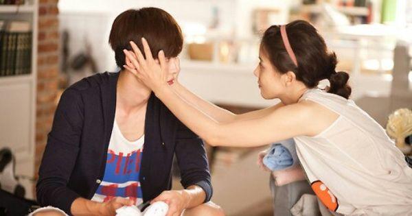 i hear your voice korean drama kiss - photo #11