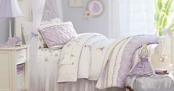 Girls Bedroom Idea 3 | Pottery Barn Kids