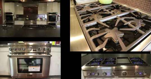 Check Out Our Brand New Equipment 6 Burner Pro Series Stainless Steel Gas Rangetop Stainless Steel 30 M Built In Double Ovens Kosher Kitchen Double Oven