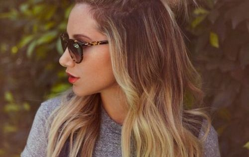 ashley tisdale hair style