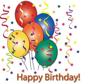 22++ Clipart birthday cake and balloons info