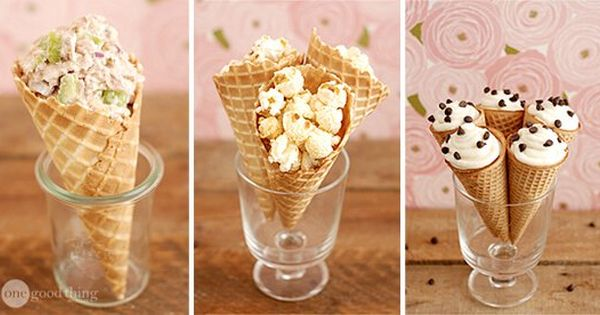 The Ice Cream Cone Is The Perfect Vessel For Ice Cream But They