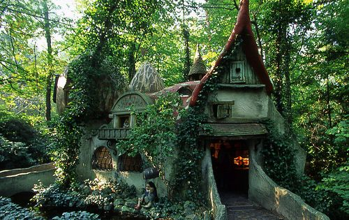 Love This Place all Nestled in the Forest! Forest House, Efteling, The