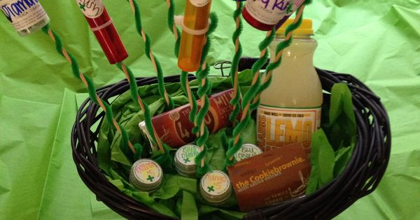 Weed Gift Basket Weed Pinterest Baskets Weed And