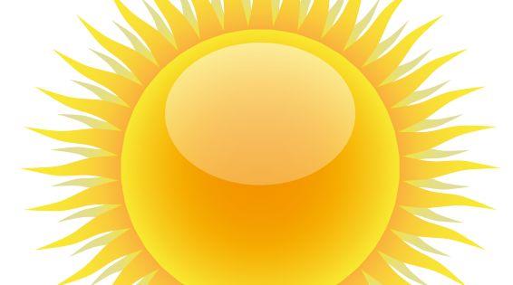 google clip art sunshine - photo #14