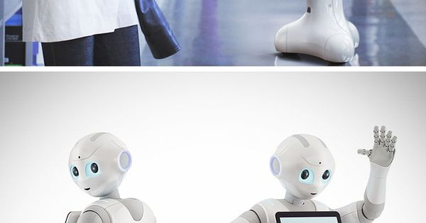 Pepper, the Robot That Reads Your Emotions, Will Be Sold ...