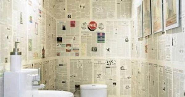 Toilettes Wc Cabinets D Co Originale Tendance Nature