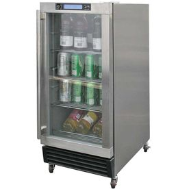 Modular Outdoor Refrigerator With Images Outdoor Refrigerator Cal Flame Modular Outdoor Kitchens