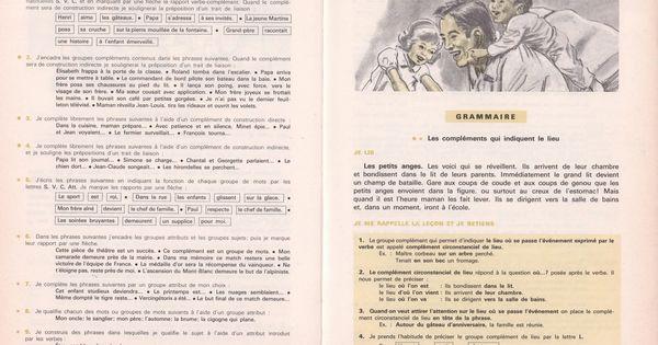 Rigaud Vasconi De La Lecture A L Expression Francaise Cm1 Cm2 Livre Ii Lecture Grammaire Orthographe Conjugaison Vocabulaire Methodique 1967 Grandes Expressions Francaises Francais Cm1 Cm1 Cm2
