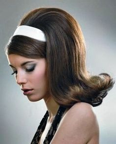 Hair Haare 50s Hairstyles Hair Styles Long Hair Styles