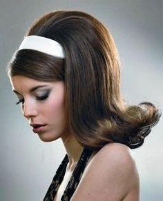 Hair Haare 50s Hairstyles Vintage Hairstyles Long Hair Styles