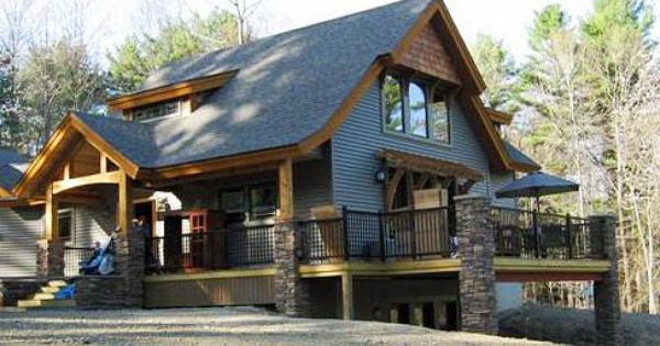 Photos Of Timber Frame Homes Green Building
