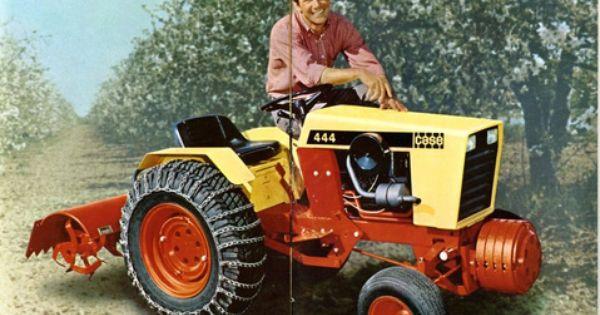 Case 444 Garden Tractor Parts : Case lawn garden tractor for the home pinterest