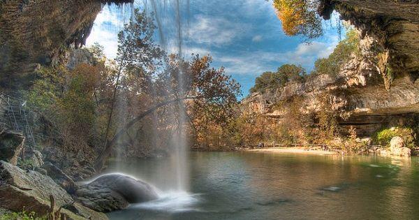 The Hamilton Pool Nature Preserve - Outside Austin, TX
