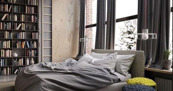 B cherwand im schlafzimmer himmel vom bett aus betrachten for Minimalismus im haus buch