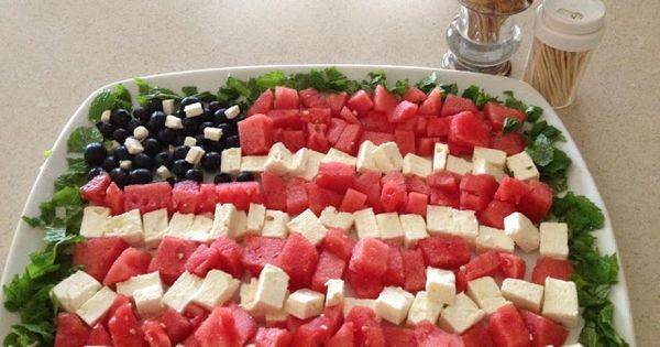 memorial day snack recipes