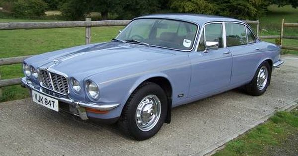 Jaguar Xj6 4 2 Series 2 Classic Cars Jaguar Car Jaguar