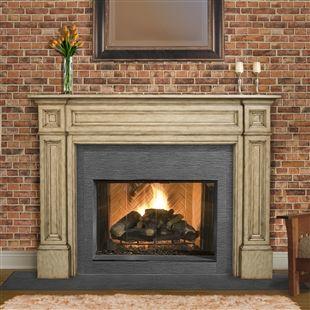 Pearl Mantels The Classique Fireplace Mantel The Shelving Store Wood Fireplace Mantel Fireplace Mantel